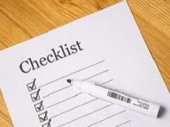 checklist verhuizen
